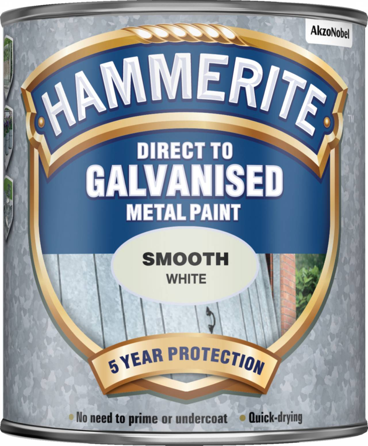 Direct To Galvanised Metal Paint Protect Your Metal