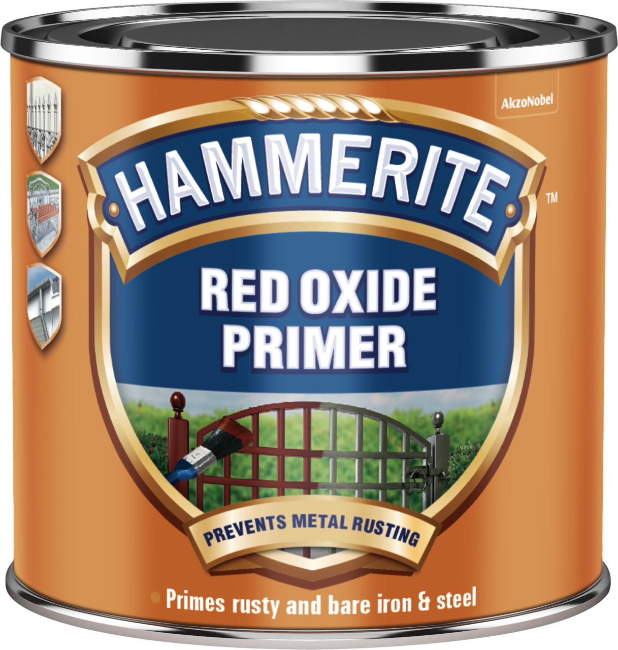 Red Oxide Primer Protect Your Metal Hammerite