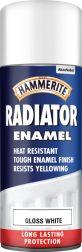 Hammerite Gloss White Radiator Enamel