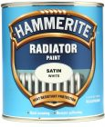 Hammerite Satin White Radiator Paint