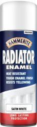 Hammerite Satin White Radiator Enamel