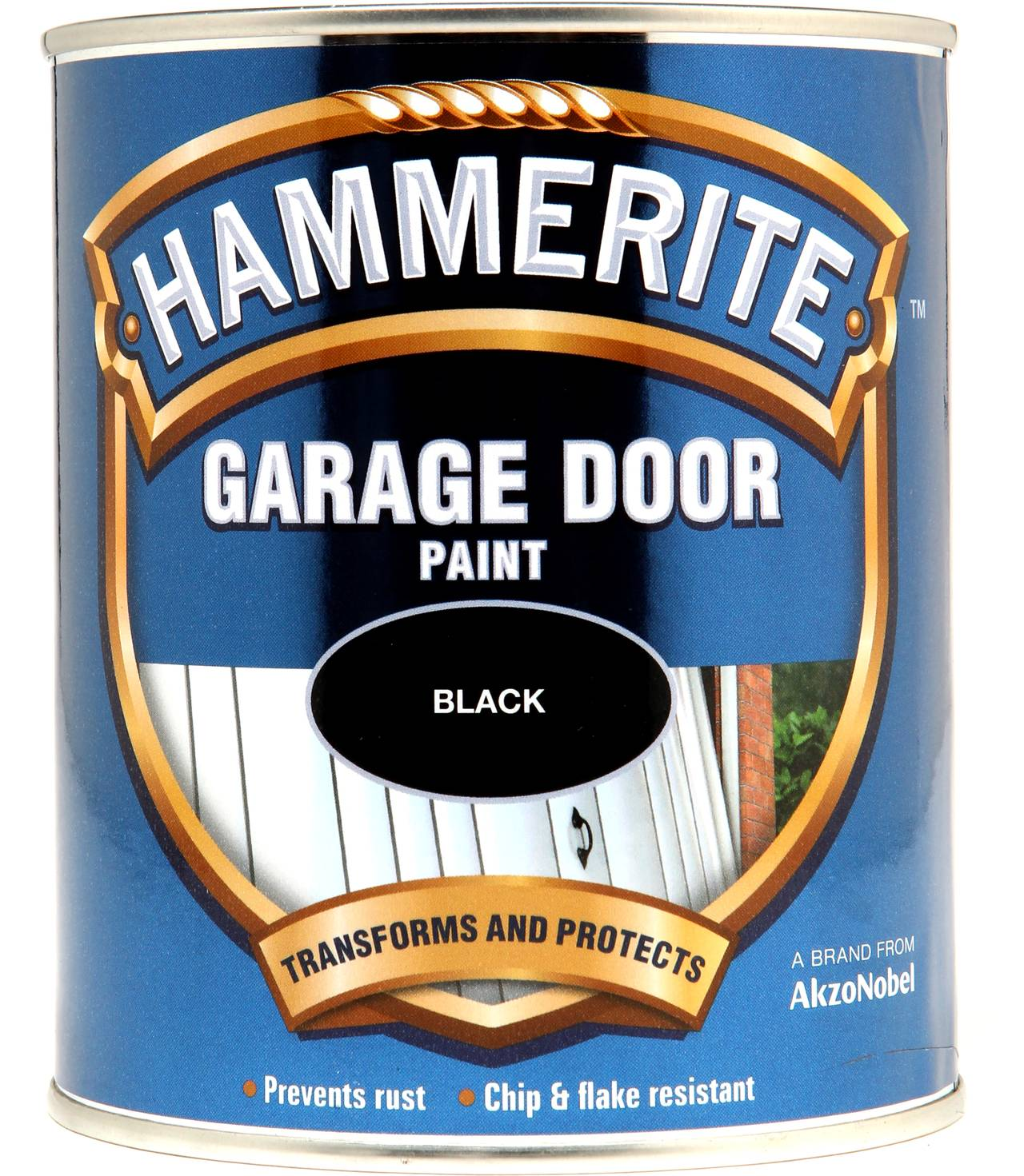 garage door paint protect your metal hammerite. Black Bedroom Furniture Sets. Home Design Ideas