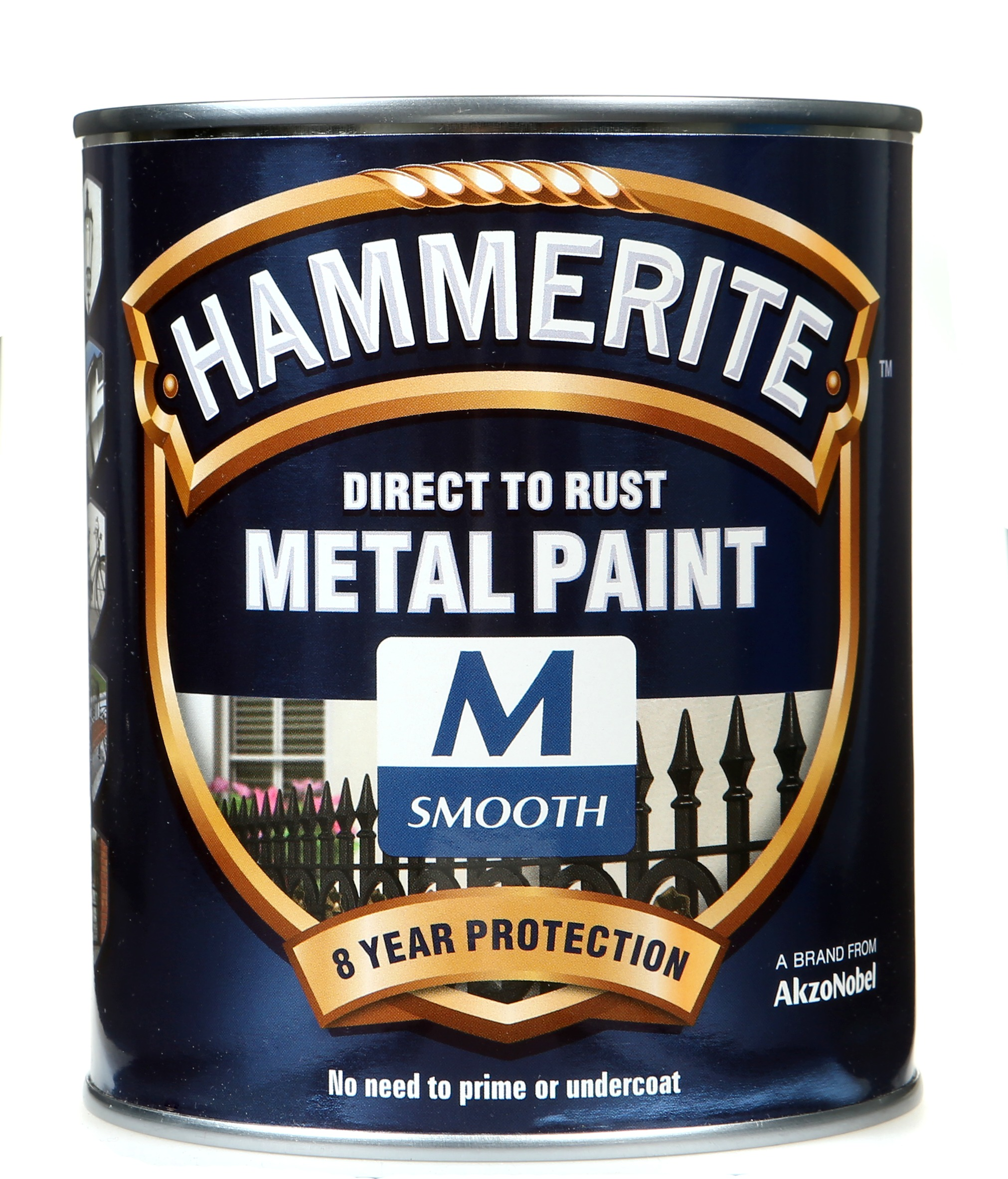 Direct to Rust Metal Paint Smooth Finish - Colour Mixing ...