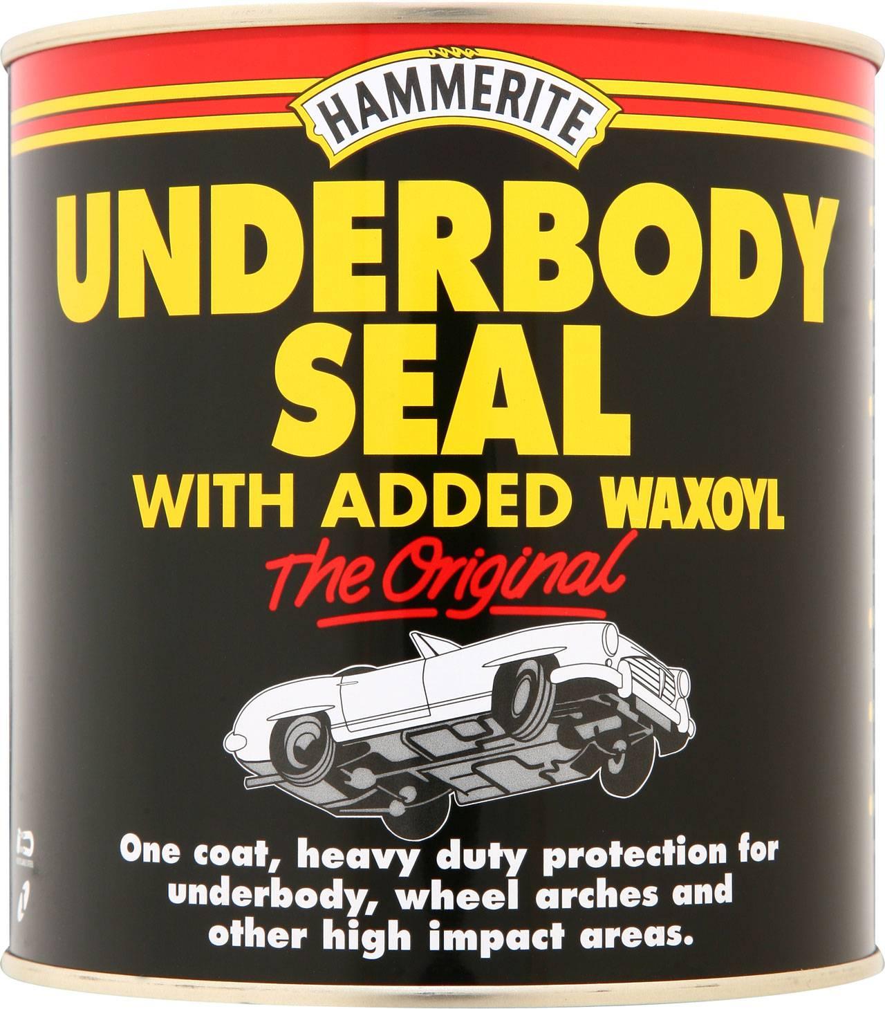 hammerite underbody seal instructions